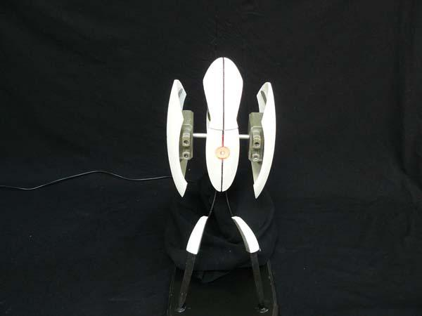 Make Your Own 3d Printed Tracking Portal Turret Gadgetsin