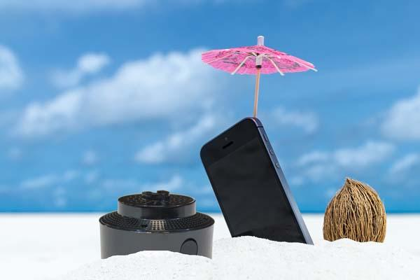 Mighty Portable Waterproof Bluetooth Speaker