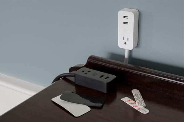 MOS Reach Mountable Power Strip