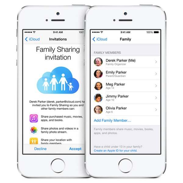 New Features of Apple iOS 8