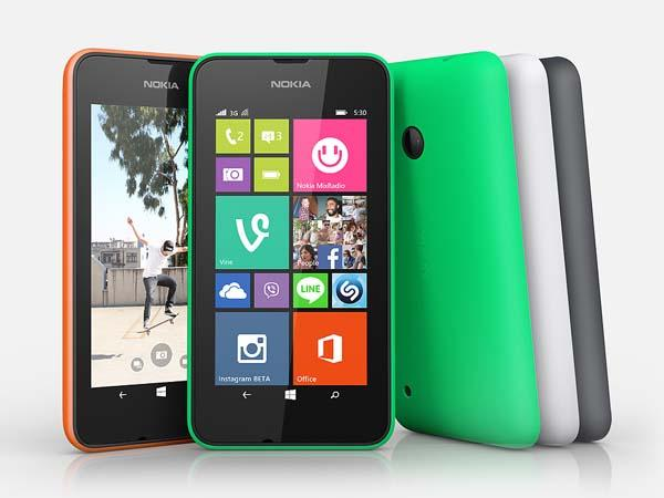 Nokia Lumia 530 Windows Phone Announced