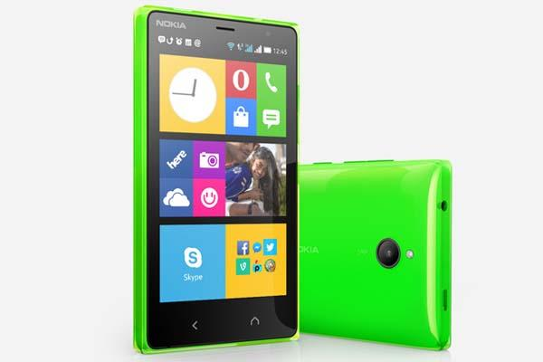 Nokia X2 Android Phone