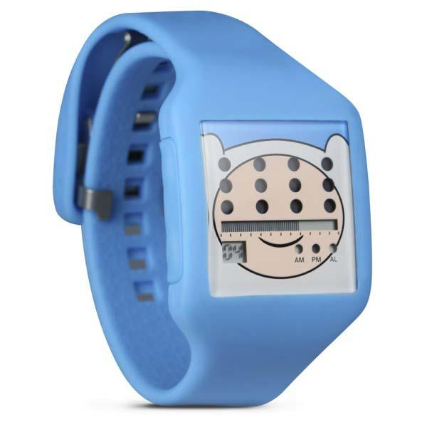 Nooka adventure time wrist watches gadgetsin for Adventure watches