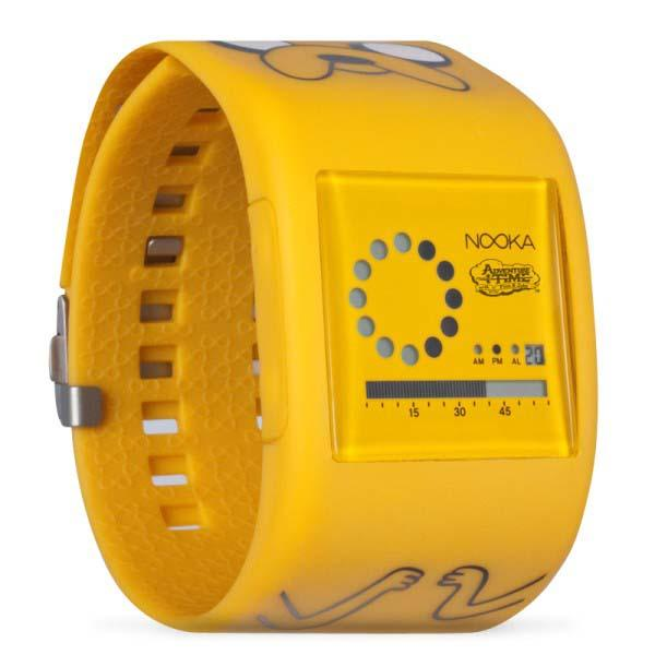 Nooka Adventure Time Wrist Watches Gadgetsin