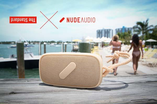 NudeAudio Super-M Sand & Waterproof Bluetooth Speaker
