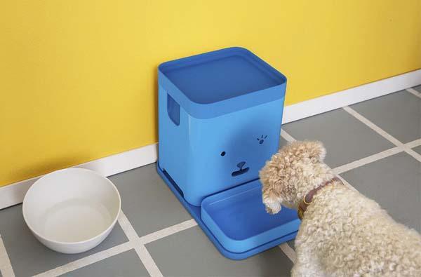 Pawport Smart Pet Feeder