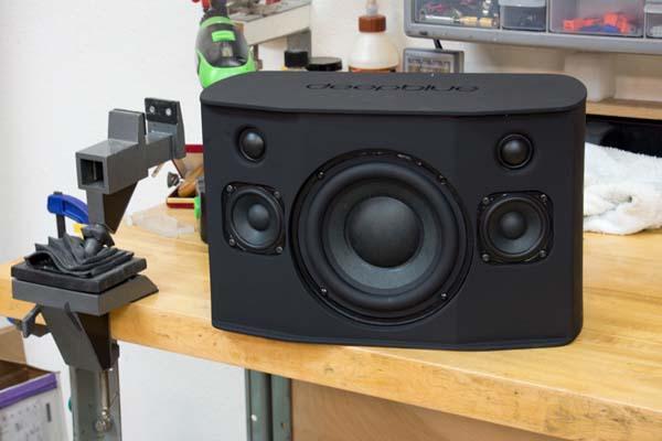 Peachtree Audio Deepblue2 Ultimate Bluetooth Speaker