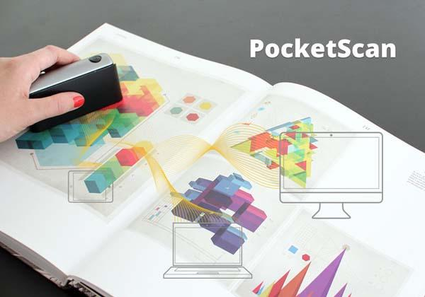 PocketScan Ultra Portable Wireless Scanner