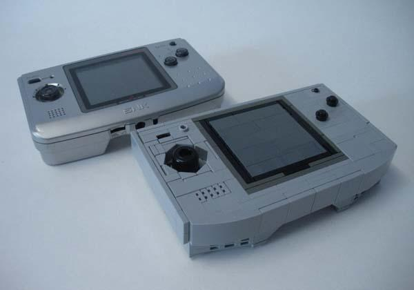 Pretty Cool Lego Handheld Game Consoles Gadgetsin