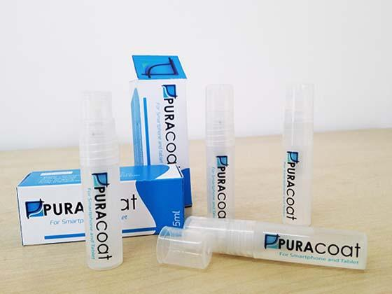 Puracoat Liquid Screen Protector