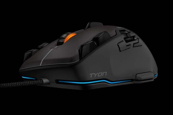ROCCAT Tyon All Action Multi-Button Gaming Mouse Announced