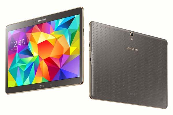 Samsung Galaxy Tab S 8.4-Inch and 10.5-Inch Android Tablets Announced