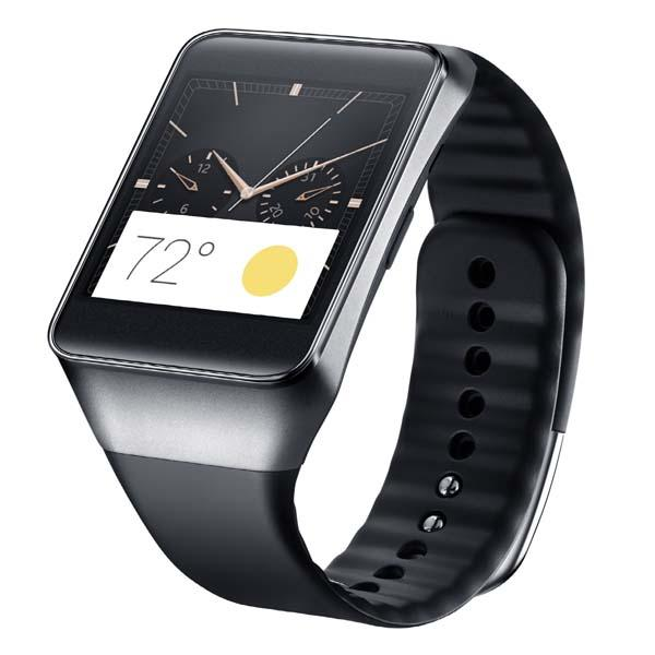 Samsung Gear Live Smart Watch with Android Wear Announced
