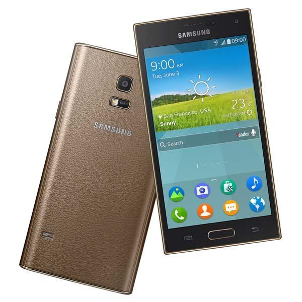 Samsung Z Tizen Smartphone Announced