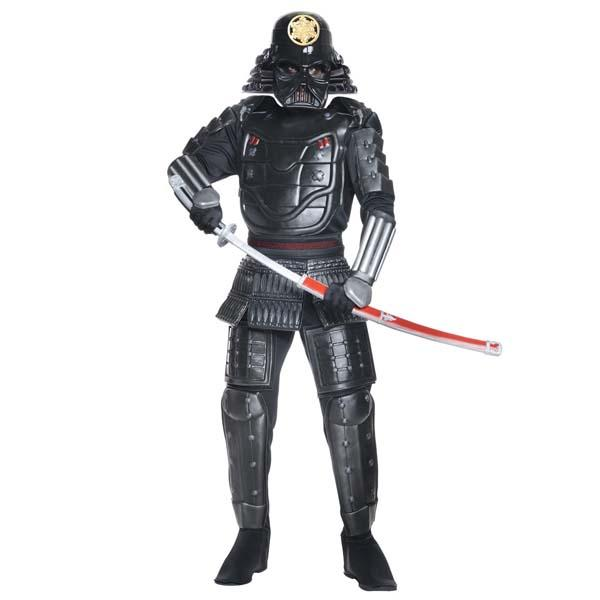 Samurai Inspired Darth Vader and Stormtrooper Costumes