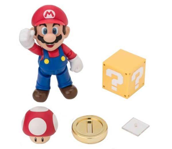 S.H. Figuarts Nintendo Super Mario Action Figure