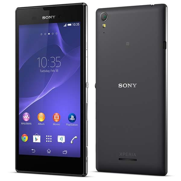 Sony Xperia T3 Ultra-Slim Android Phone Announced