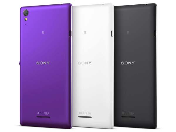 Sony Xperia T3 Ultra-Slim Android Phone