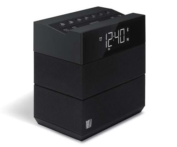Soundfreaq New Sound Rise Bluetooth Speaker with Alarm Clock