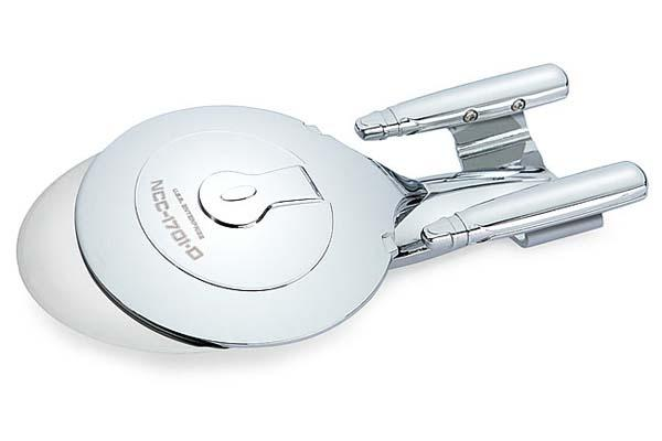 Star Trek USS Enterprise Pizza Cutter Set