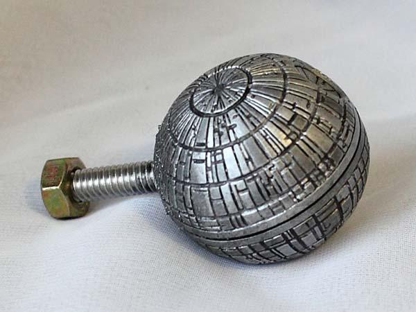 Star Wars Death Star Cabinet Drawer Knob | Gadgetsin