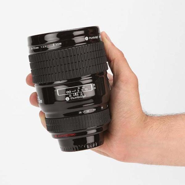 The Ceramic Camera Mug