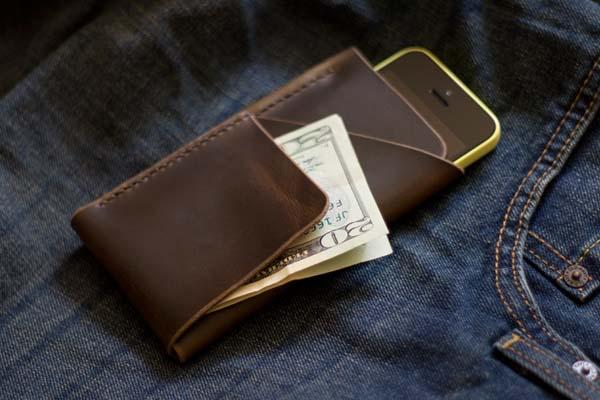 The Crossroads iPhone Wallet