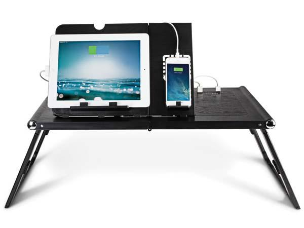 The Only iPad Backup Battery Lap Desk