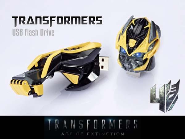The Transformers Age of Extinction USB Flash Drive