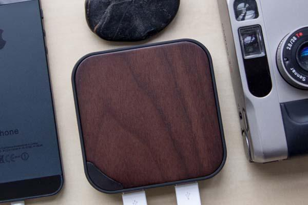 Triple C Designs Wood Universal Backup Battery