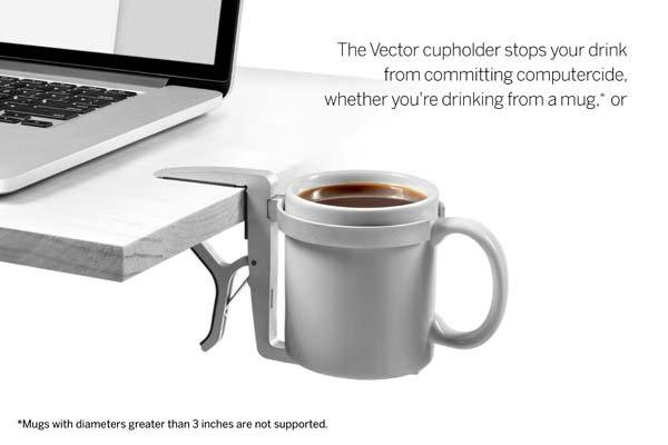 VectorWerks Vector Cup Holder