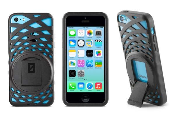 ZeroChroma Vortex iPhone 5c Case