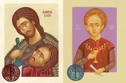 The Characters from Pop Culture in Byzantine Art