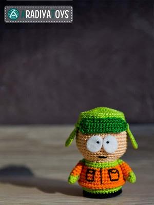 South Park Themed Crochet Patterns