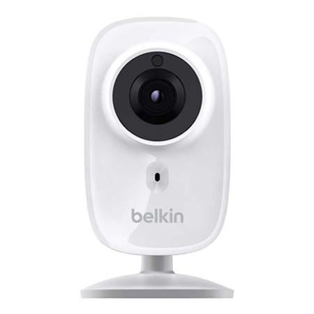 Belkin NetCam HD+ Smart WiFi Camera
