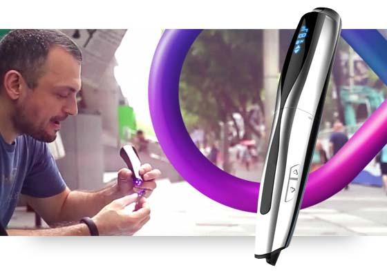 CreoPop 3D Printing Pen with Cool Ink