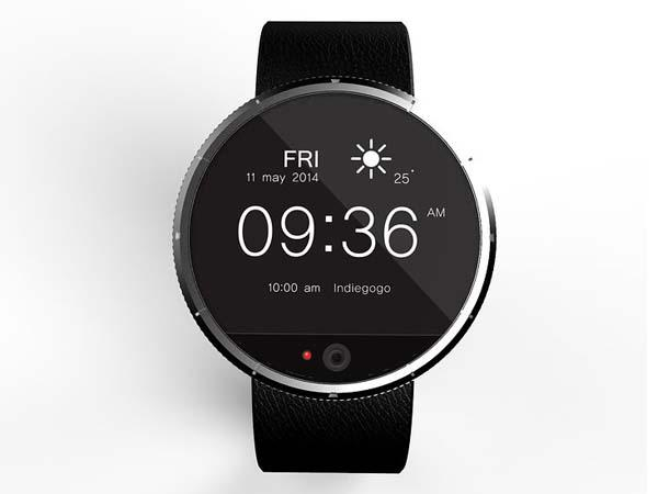 FiDELYS The World's First Smart Watch with Iris Recognition