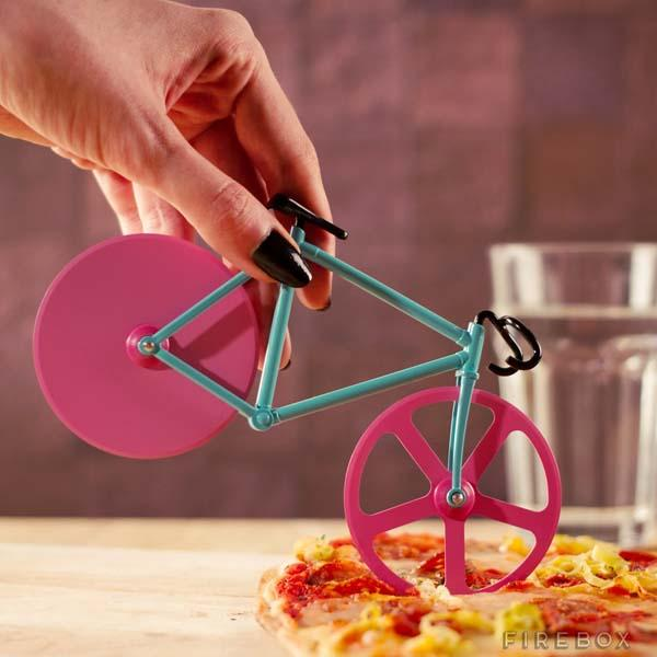 Fixie Bike Pizza Cutter