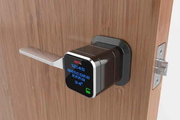 Genie App-Enabled Smart Lock