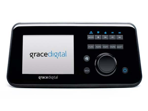 Grace Digital Primo Internet Radio Adapter with Wireless Audio Receiver