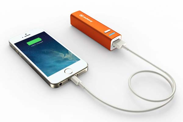 Jackery Mini Portable Charger with 3200mAh Backup Battery