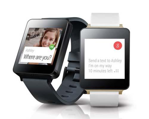 LG G Watch with Android Wear Now Available