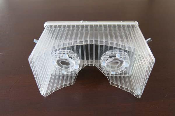 Make You Own Google Polycarbonate VR Headset