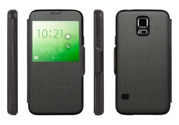 Moshi SenseCover Touch-Sensitive Galaxy S5 Case