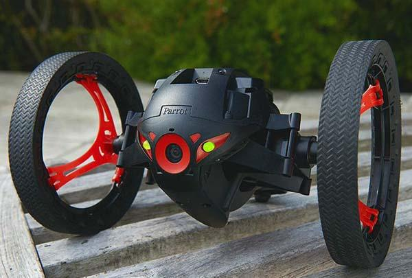 Parrot Jumping Sumo App-Enabled Mini Drone