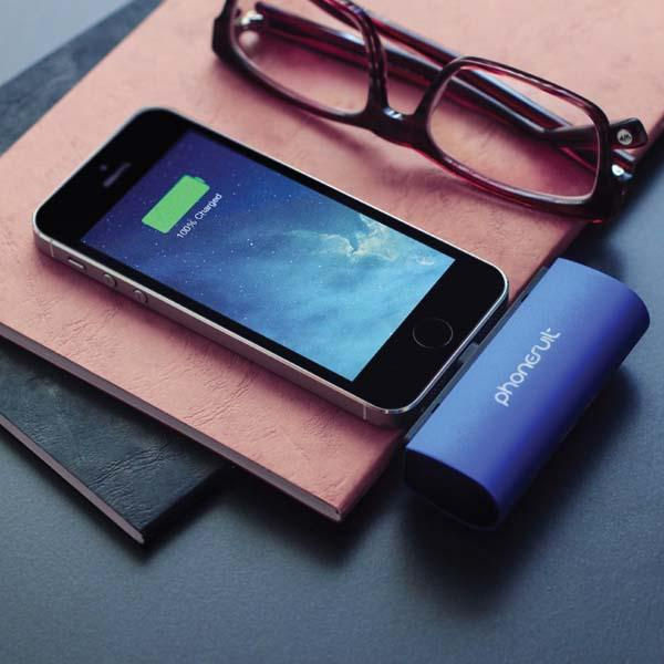 PhoneSuit Flex XT Pocket Charger for iPhone and iPod