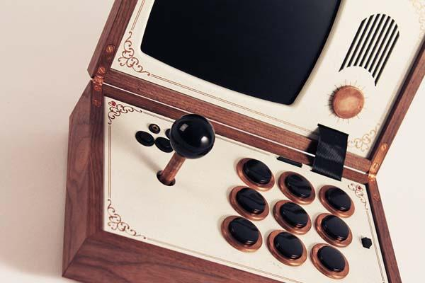 R-Kaid-R Handmade Foldable Arcade Cabinet