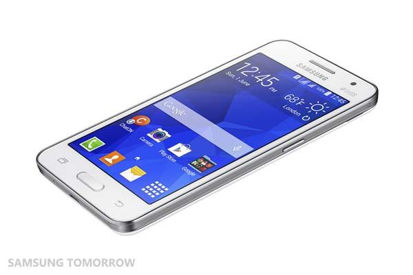 Samsung Galaxy Core II Android Phone Announced