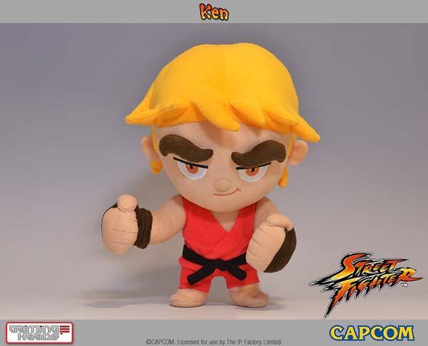 Street Fighter Ryu And Ken Plush Toys Gadgetsin