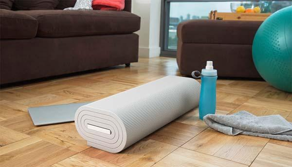 The Beacon Interactive Smart Yoga Mat Gadgetsin